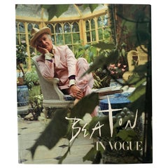 Beaton In Vogue 1st Edition Hardcover Book