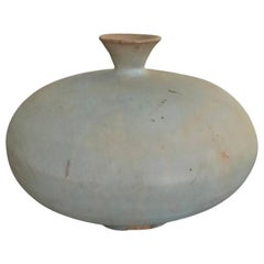 Beatrice Wood Heavily Glazed Mid-Century Modern Studio Ceramic Pottery Vase