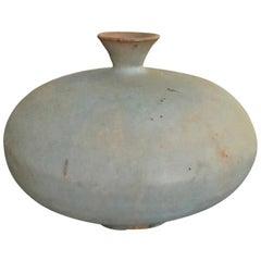 Beatrice Wood Signed Glazed Mid-Century Modern Studio Ceramic Pottery Vase