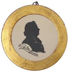William Penn Silhouette