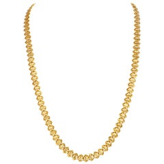 Beautiful 14 Karat Yellow Gold Chain