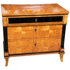 Beautiful 19th Century Biedermeier Commode