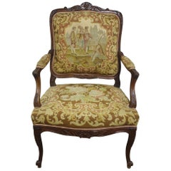 Beautiful 19th Century French Armchair
