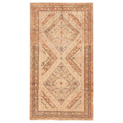 Beautiful and Decorative Antique Khotan Rug. Size: 5 ft 9 in x 10 ft 11 in