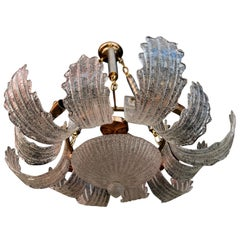 Beautiful Large Murano Chandelier