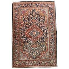 Beautiful Antique Kashan Rug