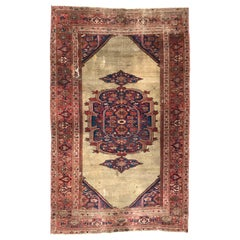 Beautiful Antique Mahal Style Rug