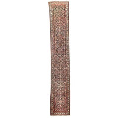 Beautiful Antique Malayer Style Runner