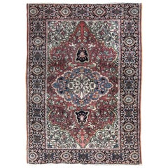 Beautiful Antique Sarogh Rug