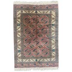 Beautiful Antique Turkmen Tekke Rug