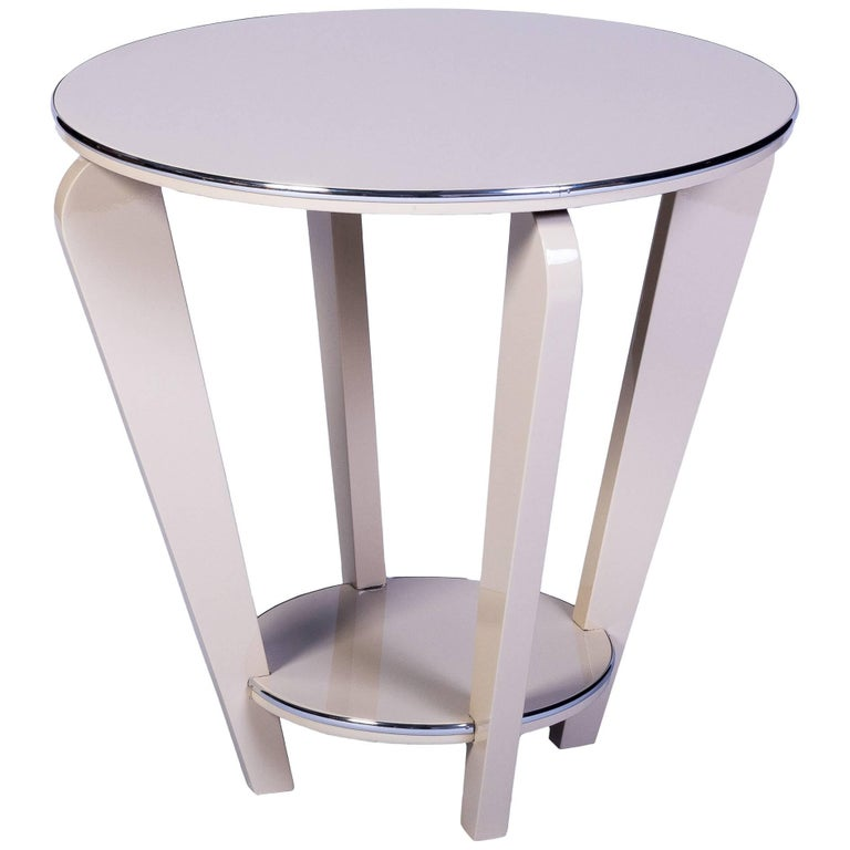 Beautiful Art Deco End or Side Table