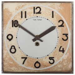 Beautiful Bauhaus Wall Clock