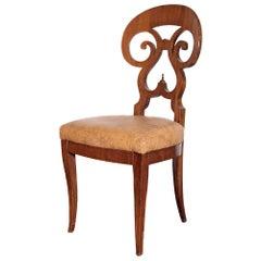 Beautiful Biedermeier Side Chair