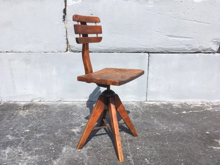 Beautiful Cook Cambridge Desk Chair  6