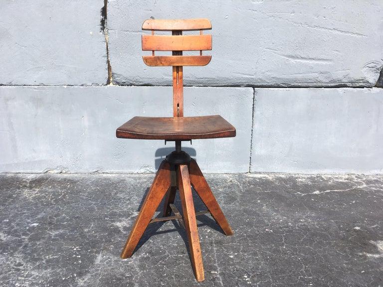 Beautiful Cook Cambridge Desk Chair  1
