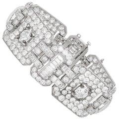 Beautiful Diamond Link Bracelet