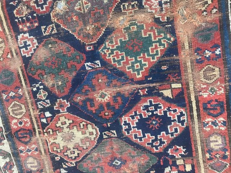 Beautiful Distressed Collectible Antique Kurdish North