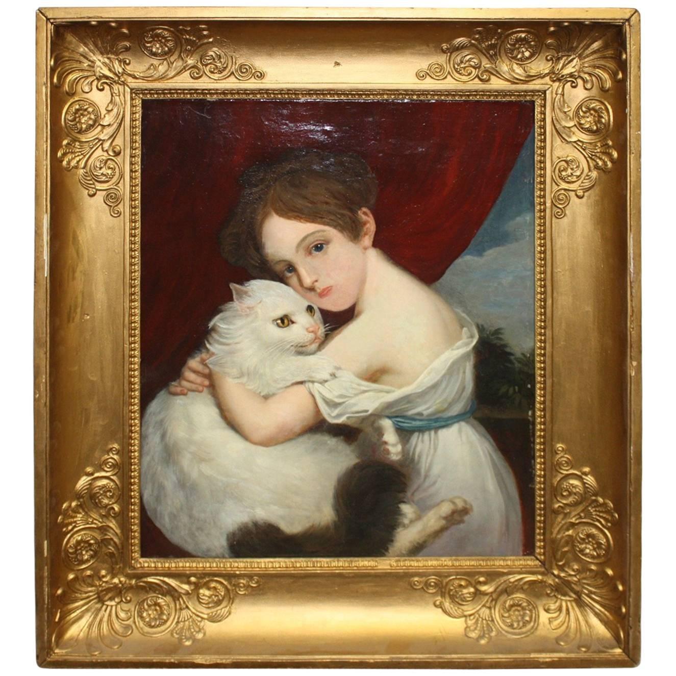 Beautiful Early 19th Century Portrait