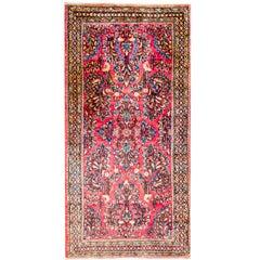 Beautiful Early 20th Century Antique Sarouk Rug