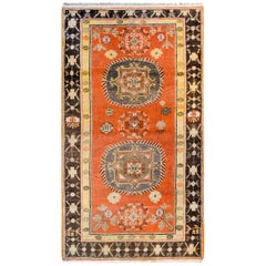 Beautiful Early 20th Century Central Asian Samarghand Rug