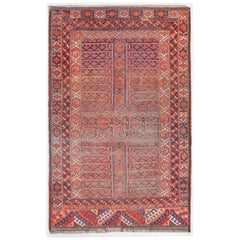 Beautiful Early 20th Century Ersari Turkman rug