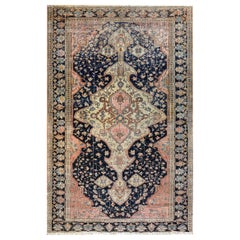 Beautiful Early 20th Century Sarouk Farahan Rug