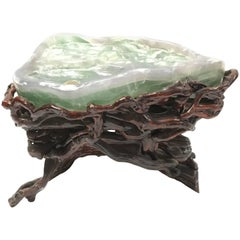 Beautiful Fluorite Tea Table