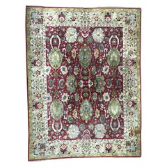 Beautiful French Agra Design Janus Rug