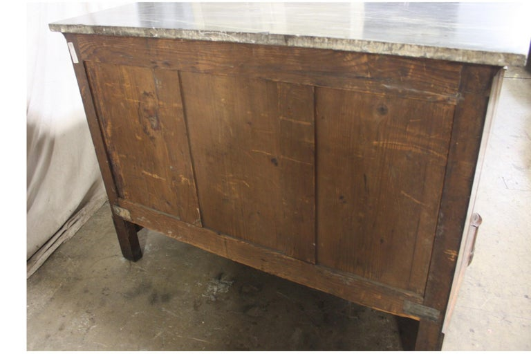 Beautiful French Empire Commode In Good Condition For Sale In Atlanta, GA