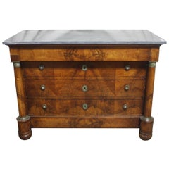 Beautiful French Empire Commode
