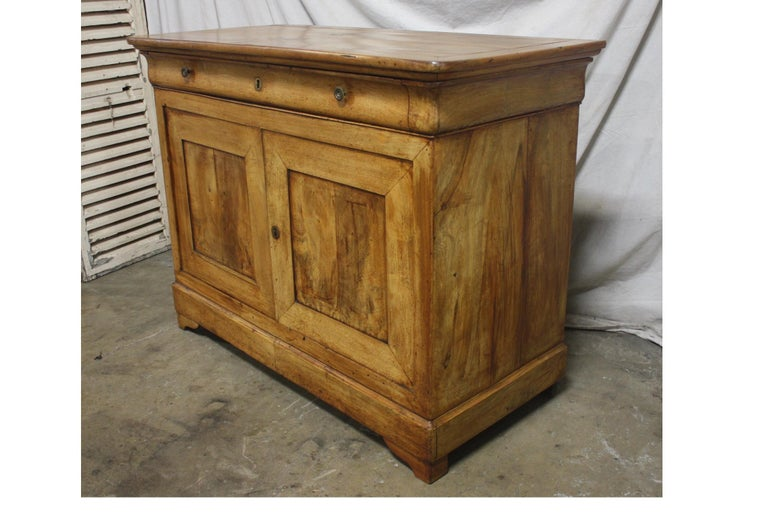 Louis Philippe Beautiful French Louis-Philippe Buffet For Sale