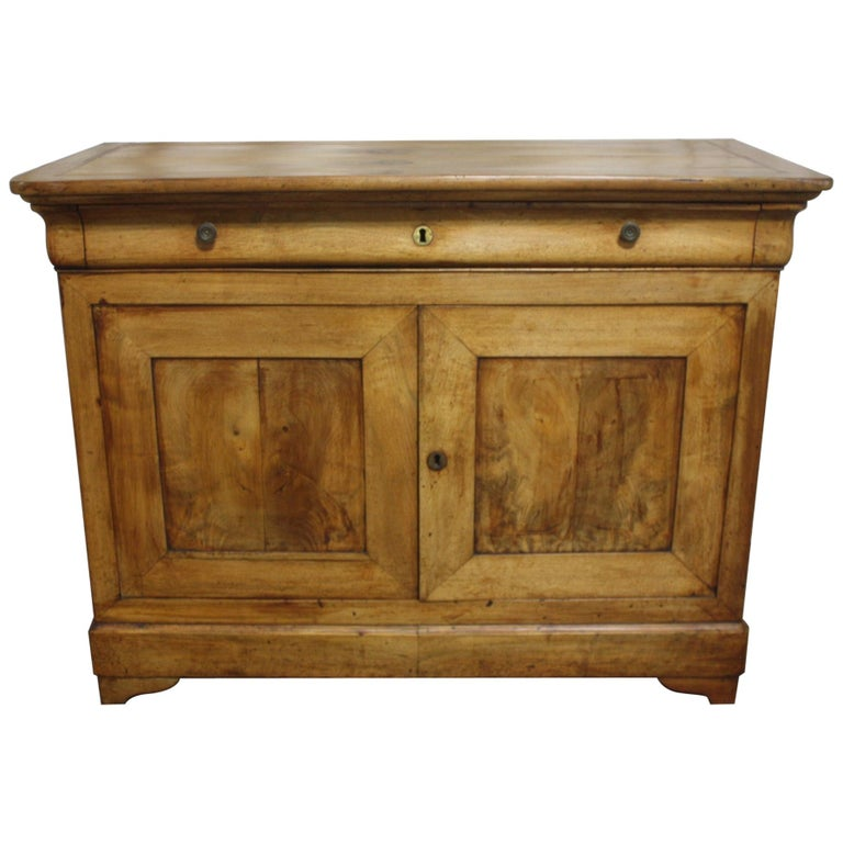 Beautiful French Louis-Philippe Buffet For Sale