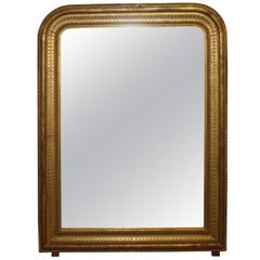 Beautiful French Louis-Philippe Period Mirror