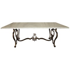 Beautiful French Sofa Table