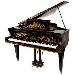 Beautiful Grand Piano 20th Century Chinoiserie Grand Piano, 1932