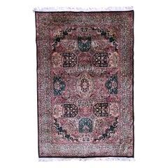 Beautiful Indian Punjab Vintage Rug