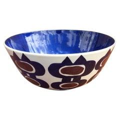 Beautiful Inge-Lisa Koefoed Bowl for Royal Copenhagen
