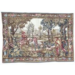 Beautiful Jaquar Tapestry Maximilien's Hunt Design