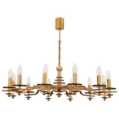 Beautiful Large Italian Chandelier