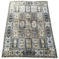 Beautiful Large Vintage Turkish Kayseri Rug