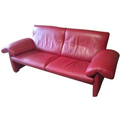Beautiful Leather Sofa De Sede