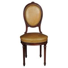 Beautiful Louis XVI Salon Chair, France, around 1910