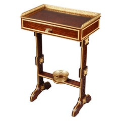 Beautiful Louis XVI Style Writing Table