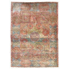 Beautiful Mamlouk Style Egyptian Fine Rug