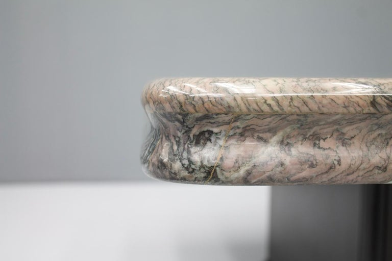 Beautiful Marble Coffee Table, Italy, 1970s For Sale 2