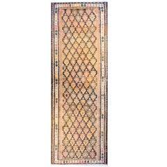 Beautiful Mid-20th Century Qazvin Kilim Rug