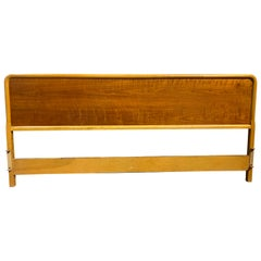 Beautiful Midcentury Robsjohn-Gibbings King Headboard for Widdicomb