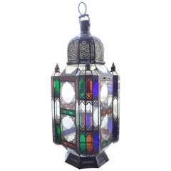 Beautiful Large Lantern or Chandelier from Morocco