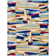 Beautiful New Modern Design Hand Tufted Rug