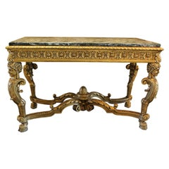 Beautiful Regency Giltwood Table de Milieu